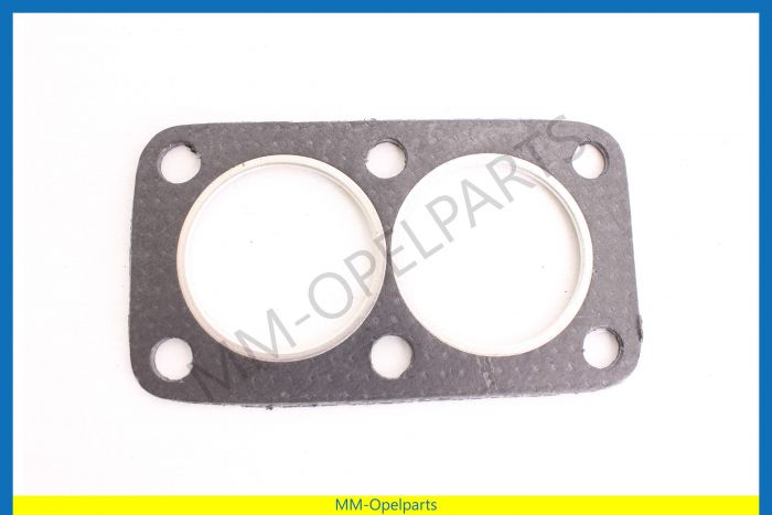 Gasket front pipe 63-mm x 113-mm